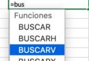 Lista las funciones en Mac