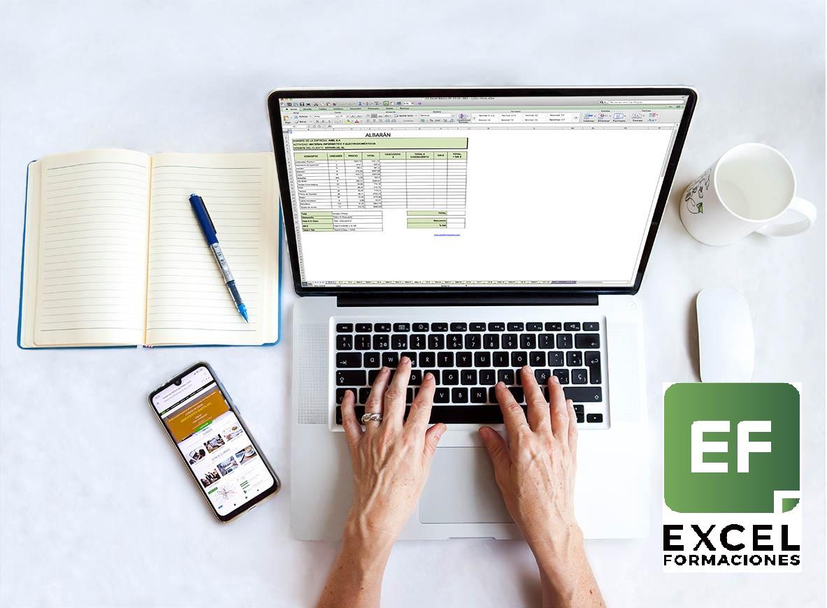 Curso de Excel Básico 365 - Excel Formaciones