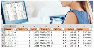 Curso Excel Básico @ EXCEL FORMACIONES - Especialistas en Excel | Madrid | Comunidad de Madrid | España